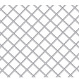 realistic metal prison grillesthuster machine vector image vector image