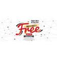 buy 2 get 1 free 5000x1997 pixel banner vector image vector image