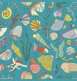 Ocean Pattern vector image