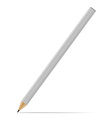 sharpened pencil 05 vector image vector image