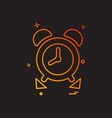 time pass icon design vector image vector image