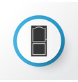 door icon symbol premium quality isolated vector image vector image