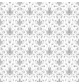 floral seamless texture wallpaper pattern vector image