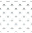 tattoo machine pattern seamless vector image