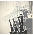 Workers5 vector image vector image