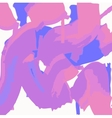 grungy colorful bg paint vector image