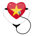 medicine vietnam vector image