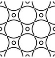 geometric shape background seamless pattern vector image