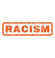 Racism Rubber Stamp vector image vector image