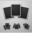 foto frame collage set collection vector image
