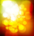abstract background with sunlight glow
