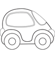 Toy Car vector image vector image
