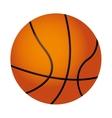 Basketball ball isolated icon