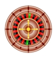 Tables American Roulette vector image vector image