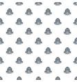fresh fruit pattern seamless vector image vector image