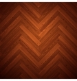 Herringbone Parquet Dark Floor Pattern vector image