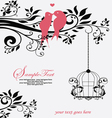 celebration or invitation vector image vector image