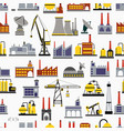 industrial seamless repeating vector image vector image