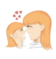 Lovin mommy collection vector image vector image