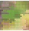Pixel glass style mosaic