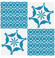 scandinavian pattern seampless vector image