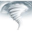 Tornado Sky vector image