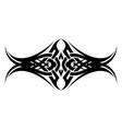 tribal mask icon vector image