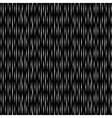Black carbon weave background vector image