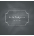 Chalkboard Retro Background