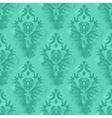 vintage wallpaper vector vector image vector image