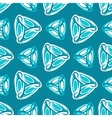 Abstract diamond seamless pattern vector image