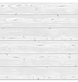 Light Gray Wooden Seamless Background Horizontal vector image vector image