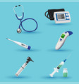 medical equipment vector image vector image