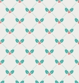 Vintage Seamless Wallpaper with Holly Berries vector image vector image
