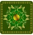 Design decorative element vector image vector image