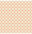 Feminine seamless pattern tiling Fond pink yellow vector image