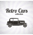 Retro car vintage collection vector image vector image