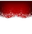 Starry background for Christmas design vector image vector image