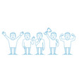 character - a young man manager or office worker vector image vector image