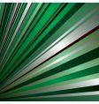 green rush vector image vector image