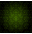 green wallpaper vector image vector image