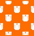 pocket design pattern seamless vector image