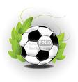 Sports ball design vector image vector image