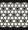 hexagons pattern abstract geometric seamless vector image vector image