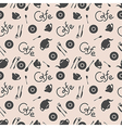 Seamless pattern Cafe stylish vector image vector image