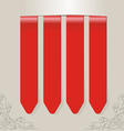 stick color red vector image vector image