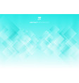 abstract elegant squares shapes pattern overlay vector image