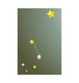 icon constellation vector image vector image