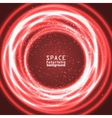 vast expanses of the universe vector image vector image