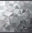 abstract grey tone triangle low polygon geometric